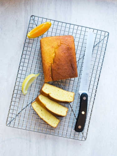 Chickpea Cake